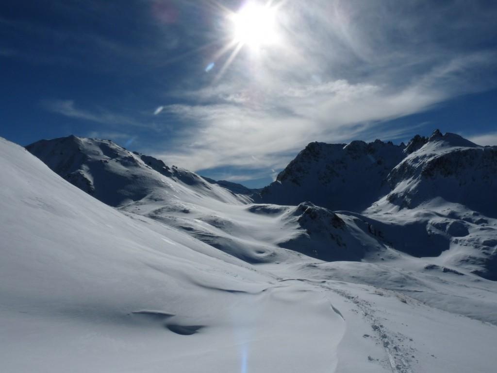 Petit Mont Blanc et Col du Mône